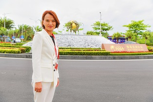 Yum China CEO Joins Boao Forum's Women L...